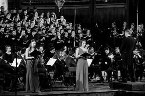 Requiem de Mozart/ Mars 2014/ Crédit photo: André Chevrier