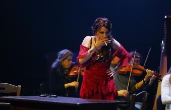 Carmen avec L'Orchestre Symphonique de Longueuil 2017