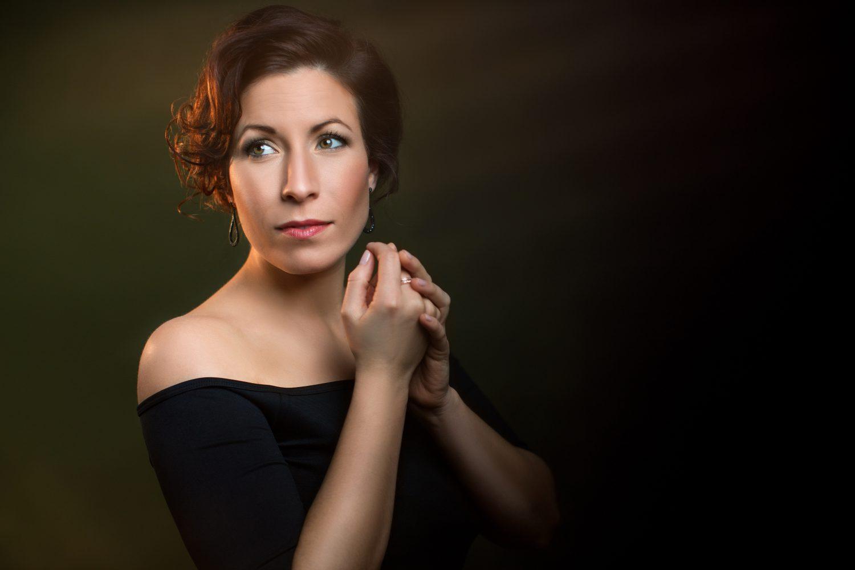 Caroline Gélinas   Mezzo-soprano